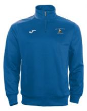 St Colman's Lambeg Joma Combi 1/4 Zip Sweatshirt Royal Youth 2019
